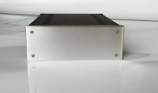 DIY Full Aluminum 5W class A amp Enclosure case /chassis 240 x 90 x 271mm  L7-25