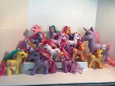 My Little Pony  Lot of 14 G3 Ponies