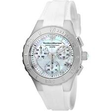 TECHNOMARINE WOMEN'S CRUISE MEDUSA 40MM WHITE SWISS QUARTZ WATCH TM-115083