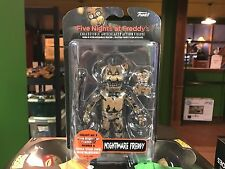"""2016 Funko Five Nights at Freddy's 5"""" Articulated NIGHTMARE FREDDY Figure MOC"""