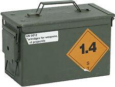Munitionskiste Metall 4API  Aufbewahrungskiste Militärkiste Munitionsbox Armee