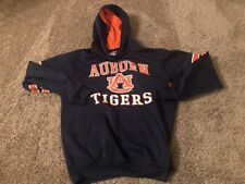Auburn Tigers Colosseum Youth Boys 12-14 M Navy Pullover Hoodie