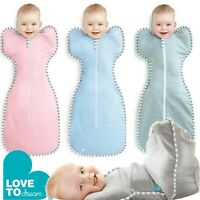 Love To Dream Swaddle Up Baby Blanket Wrap Stage 1 Natural Sleeping Position 1tg