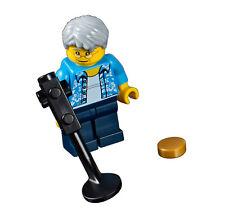 LEGO® Minifig City - Schatzsucher mit Goldstücken aus dem Set 60153