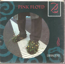 """PINK FLOYD """"Learning To Fly"""" 7 INCH VINYL Australia Rare"""