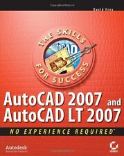 AutoCAD 2007 and AutoCAD LT 2007: No Experience Re