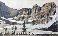 T.J. Hileman Original Photograph Glacier National Park, Ice Lake, MO, c. 1925