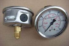 1 Manomètre,,Pression 600 Bars,Ø 68 mm,,classe 1,6,Boitier Métal,,Anti-Vibration