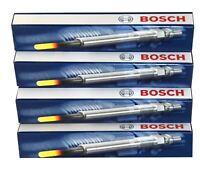 BMW Bosch Glow Plugs GLP 070 GLP070 0250402002 x4