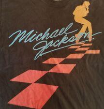 Michael Jackson Billie Jean T-shirt Mens Size Large Tee King Of Pop Mj Euc A01
