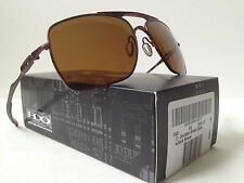 NEW Oakley D - Deviation Brown Camo w/ Dark Bronze Lens OO4061-08   DENTED BOX