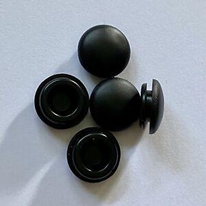 5 x Stopfen für Loch 10mm Verschlussstopfen Gummistopfen Tülle Verschluss neu