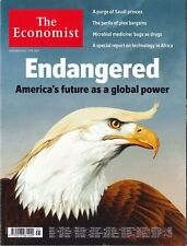 The Economist Magazin, Heft 45/2017: Endangered   +++ wie neu +++