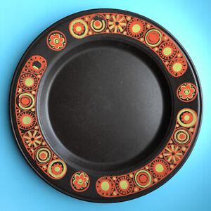"Vintage Kiln Craft Hermes Dinner Plate Staffordshire Pottery 25cm / 10"""