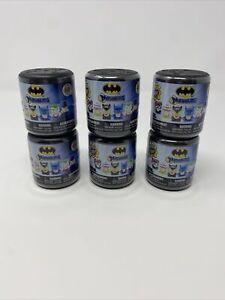 (6x) NEW FASHEMS MASHEMS BATMAN series 2 with NEW METALLIC VERSIONS