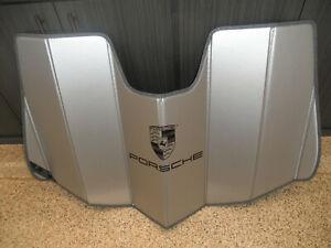 Window Shade-Carrera 2 UVS100 Heat Shield UV10423BL fits 89-90 Porsche 911