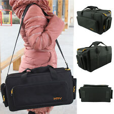 Shoulder Carry Camcorder Bag Handbag For Panasonic N Sony HDV AX 190P 198P 2100E