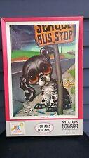 "Vintage Milton Bradley jigsaw puzzle 500 pc big eye dog pity puppy Gig ""Pepper"""
