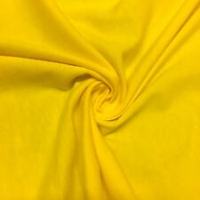 "Cotton Jersey Lycra Spandex Knit Stretch Fabric 58/60"" wide $2.99/yard All color"