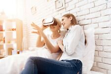 Virtual Reality for Seniors, Aged Care, Nursing and Dementia Care VR Headset