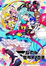 "Hatsune Miku ""Magical Mirai 2018"" (Blu-ray Limited Edition) from JAPAN"