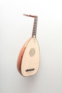 6 Course Renaissance Lute by SANDI - DIRECT SALE FROM LUTHIER