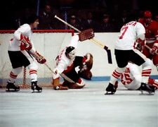 Team Canada 1972 Summit Series Game Auction 8x10 Photo