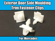 Clip 20x per MERCEDES 109 W201 e Class W124 lato esterno porta Stampaggio Trim