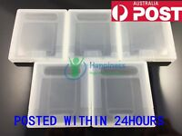 Clear Protective Game Cartridge Case Cover X5 For Nintendo GameBoy Color GB GBP