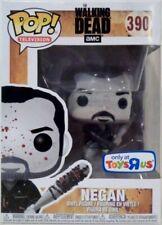 Funko Pop Negan 390 The Walking Dead Figure 3 1/2in Black & White 1