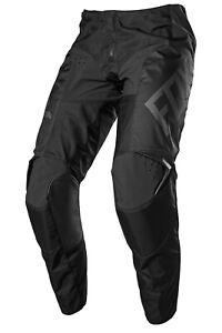 Fox 180 Revn MX Hose schwarz Motocross-Hose