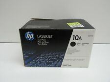 GENUINE HP Q2610D (10A) DUAL PACK TONER CARTRIDGES