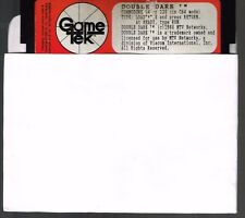 DOUBLE DARE BY GAME TEK DISK ONLY COMMODORE 64/128 Tested Runs
