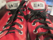 Vintage Red Made in Viet Nam Converse All Star Shoes size men's 7 womens 9