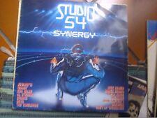 LP STUDIO 54 SYNERGY VG+/EX/EX+ JOVANOTTI KAMEN DEVO SPARKS WILDE CAFFERTY BROWN