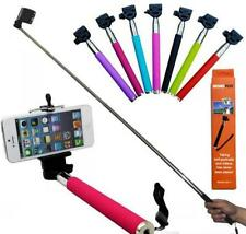 Selfie Monopod For iPhone Samsung HTC Asus Huawei Oppo Digicam Camera Smartphone