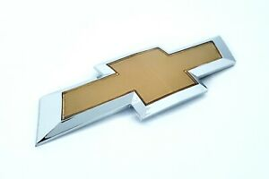 Chevy Cruze 2011-2014 Gold Front Grille Bowtie Emblem US Shipping!