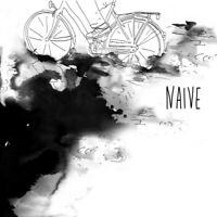 Naive ‎– Naive LP * ltd. white vinyl * Post-Punk * Contrazt Records // NEW