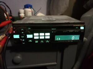 vintage alpine car stereo cd player. CD does not work. Radio works fine. All 4