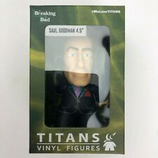 "Breaking Bad Saul Goodman Titans Vinyl Figures - 4 1/2"" Tall - NIB"
