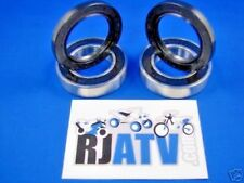 Suzuki LT250R Quadracer 1985-1992 Rear Axle Wheel Carrier Bearings And Seals