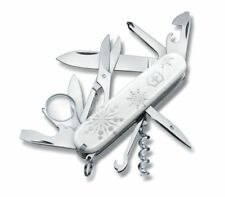 Victorinox Explorer couteau de poche officier couteau White Christmas 2017 Limited