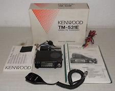 Kenwood TM-531E 23cm FM Mobil Trasceiver