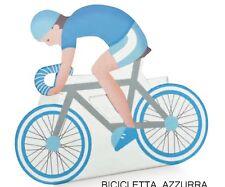 10 Bicicletta bomboniera celeste comunione battesimo nascita primo compleanno
