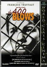 The 400 Blows-Francois Truffaut's unsentimental portrait of adolescence-Dvd