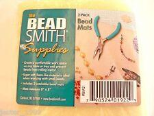 "Beadsmith Bead Rhinestone Jewellery Mats 2 x 8"" x 8"""