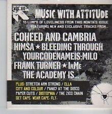 (CV332) Rock Sound Music With Attitude, Vol. 80 - 2005 CD