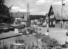 Interessante Ansichtskarte Breitenbach in Thüringen - 00029