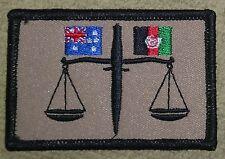 IRAQ DEPLOYMENT AUSTRALIAN ARMY UNIT PATCH CAMO   NEW