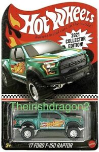 Hot Wheels 2017 Ford F-150 Raptor Dollar General Mail In FREE SHIPPING PREORDER